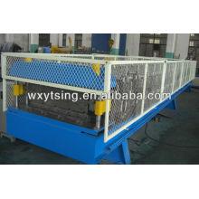 Machine double couche pour feuille de toiture