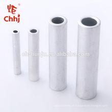 GL-2 tubo de conexão de plug de óleo de alumínio / conector de cabo bimetálico