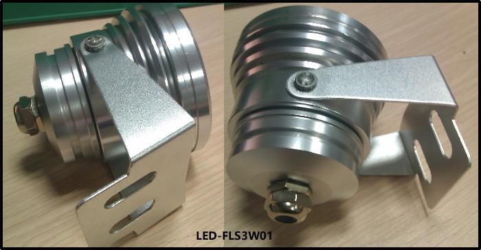 mini spot light 3W01