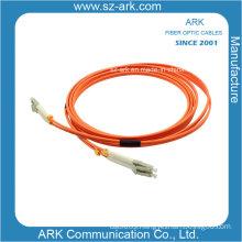 LC/LC Multimode Duplex Fiber Optic Cable
