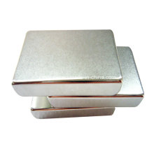 L46x30x10mm N40 Grade Strong Pull Force Permanent Magnet