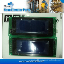 Elevador Painel Universal LED, Elevador Componentes Elétricos