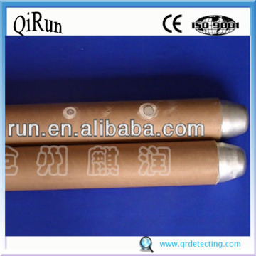 China for Multi-Function Sublance Probe, Industrial 4-In-1 Sublance Probe Wholesale From China Sublance Compound Probe for Steel Furnace export to Suriname Factories
