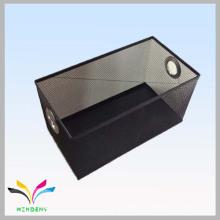 Almofada inovadora de metal para animais de estimação triângulo em forma de rack