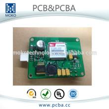 Shenzhen GPS Rastreadores pcba, melhor qualidade de segurança sem fio Wi-fi GSM sistema de alarme Assembléia PCB
