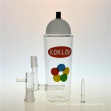Krylon Garrafa DAB Rigs Hookah fumar tubo de vidro de água (ES-GB-403)