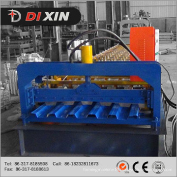 Metal Corrugated Roof Sheet Roll Forming Machine