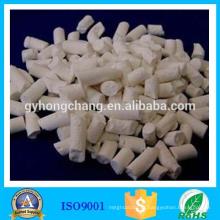 Atividade química inorgânica de catalisadores de óxido de zinco dessulfurizam