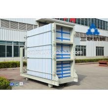 Nueva tecnología panel de pared EPS que hace la máquina en China
