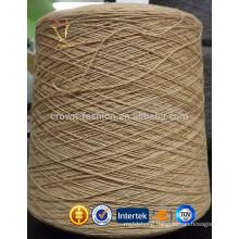 Bulk Pure Wool Cashmere Yarn Blended Yarn Chunky Cashmere Yarn