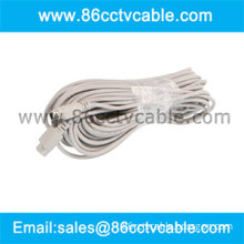 6 Pin Mini Din Cable For Samsung CCTV System