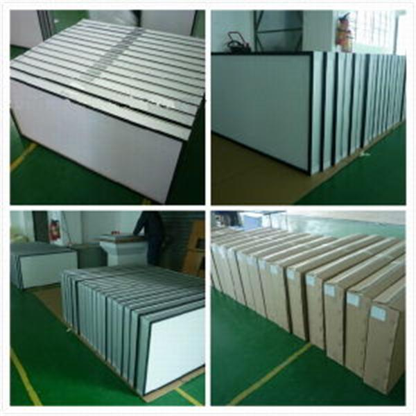 Mini Pleated Hepa Filters Package