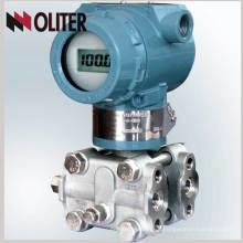 Sensor de pressão Inteligente diferencial inteligente de transferência de calor oli com saída 4-20mA