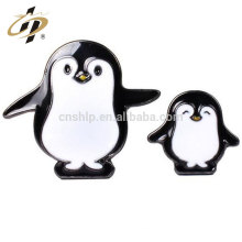 Factory zinc alloy promotion enamel custom metal lapel pin badge