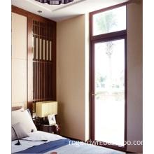 Aluminium Entrance Glass Door Designs (pH-8825)