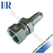 Raccord hydraulique de tuyau de JIS gaz femelle raccord hydraulique (29611)