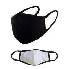 Wholesale Cotton Reusable Face Cover Anti Pollution Dust Face Cover