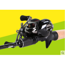 Fishing Rod Combo Black