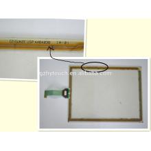 GTGUNZE USP4.484038 IM-01 Tela sensível ao toque de controle industrial
