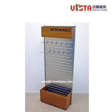 Ornamente Pegboard Display Rack mit Haken