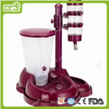 Alimentateur multifonction réglable à eau Produit pour animaux de compagnie