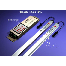 Cortina de luz infravermelha (SN-GM1-Z / 09 192H)