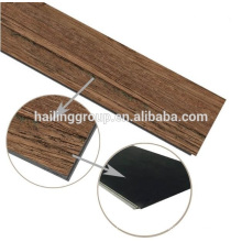 High quality eco-friendly click system vinyl flooring plank