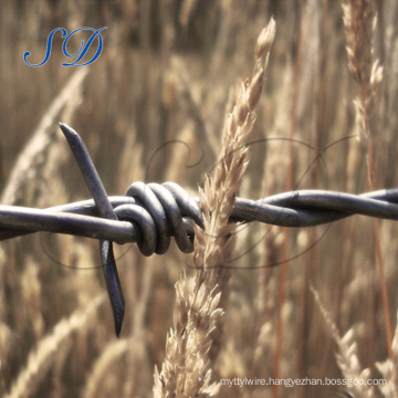 Electrical Cattle Fence Barbed Wire Roll