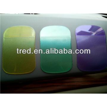 loja de dólar atacadista almofadas antiderrapantes pegajosas / almofadas pegajosas para carro