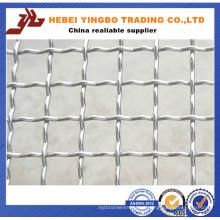 """Anping Hot Sale 1/2 """"PVC Quadrado Revestido de Engranzamento de Fio Soldado"""