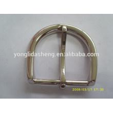 2016 Chine divers alliage de zinc materail Boucle en métal personnalisé pour vêtements
