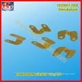 Plaque d'estampage Nickel Plating Spring Contact (HS-BC-022)