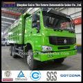 371HP Sinotruk HOWO 6X4 / 8X4 volquete volquete camión