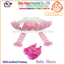 Guangzhou factory cheap price plain colors baby tutu dress