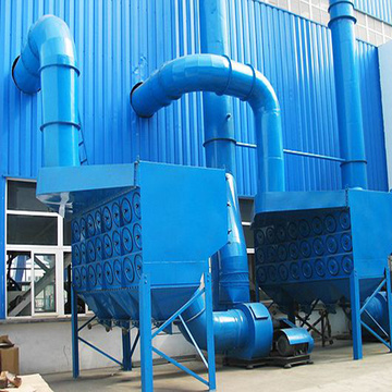 Cartridge Filter Dust Collector Design