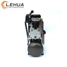 Compressor de ar acionado por motor diesel LeHua sob rigoroso controle de qualidade