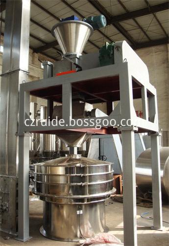 Fertilizers manufacture machine product high capacity