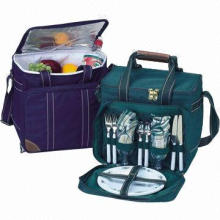2013 stylish cooler picnic bag with handle