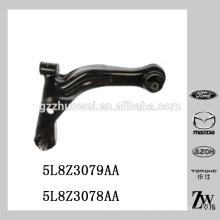 Auto peças de suspensão Lower Arm para Mazda Tribute 5L8Z3079AA, 5L8Z3078AA