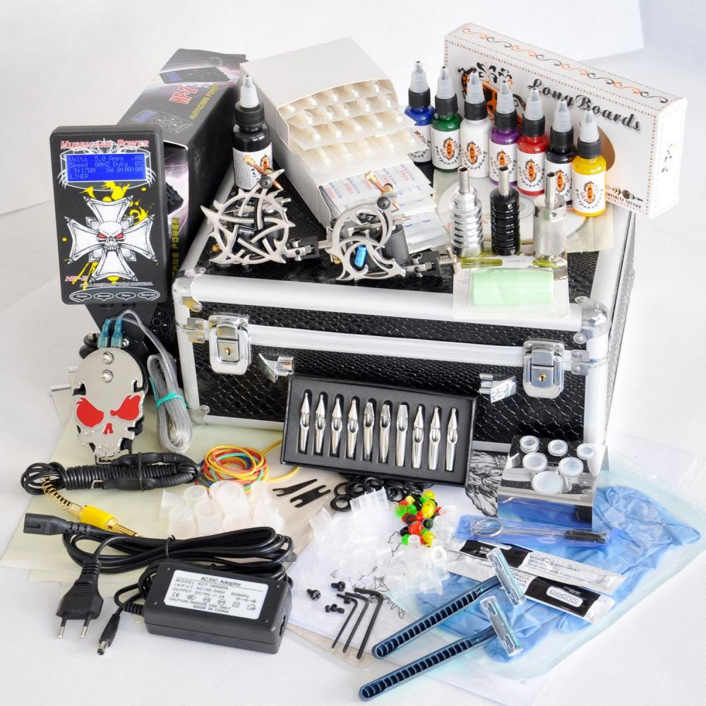 Hot Selling Tattoo Machine Gun Tattoo Kit
