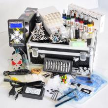 Hot New Products for Tattoo Gun Kits Hot Selling Tattoo Machine Gun Tattoo Kit supply to Mexico Manufacturers
