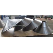 Piezas de giro de aluminio personalizadas para hardware
