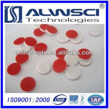 8-425 Teflon-Liner für Autosampler-Durchstechflaschen