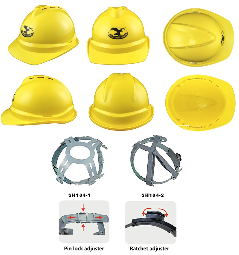 Engineer Safety Helmet