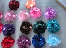 wholesale pretty fashion hair clips/fashion flower hair clip