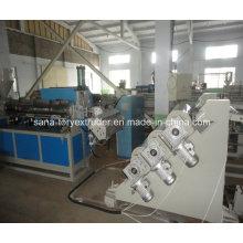 Máquina de producción de láminas PET / PP / EVA / Línea de producción de plástico
