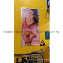 Schlanke Werbung Display Bilderrahmen Light Box