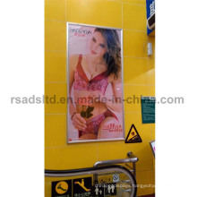 Slim Advertising Display Picture Frame Light Box