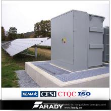 Transformador de Energía Nueva 33kv a 11kv para Sistema Solar Trifásico