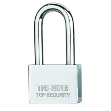 30 MM High Quality Blade Iron Padlock Long Shackle